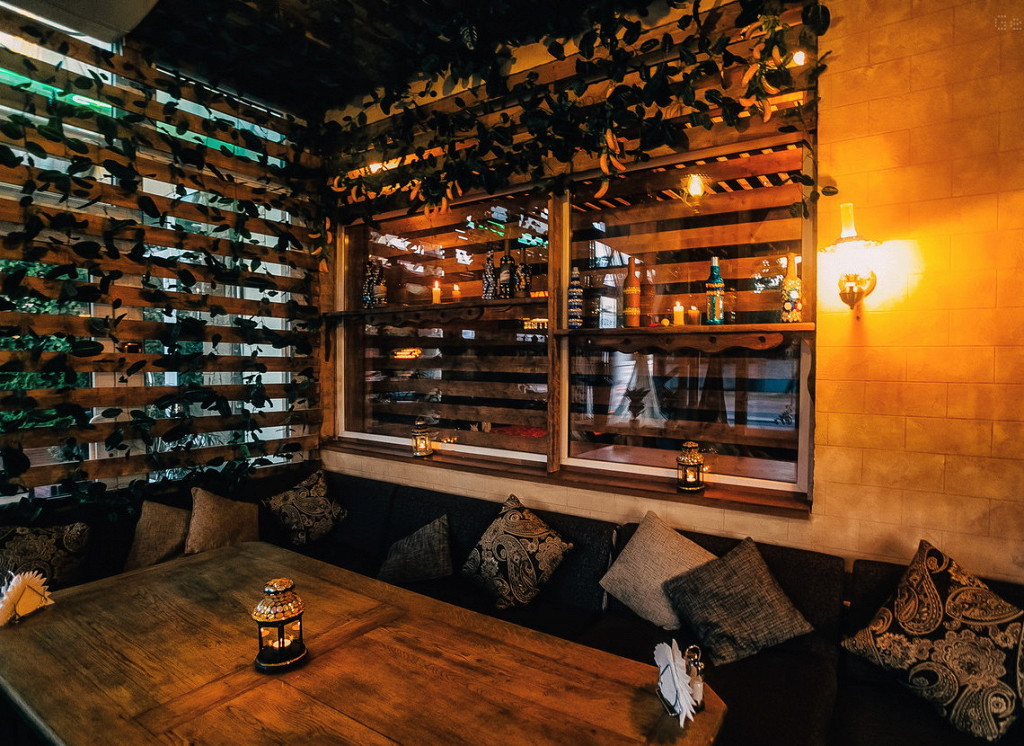 Ресторан Мама, я в Dubai - фотография 2