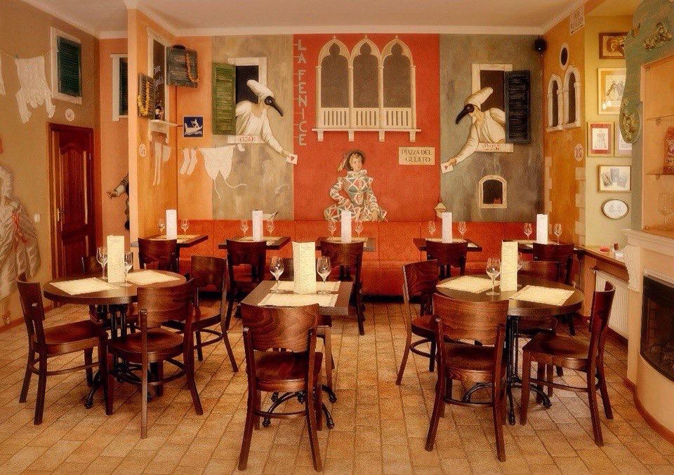 Ресторан Little Italy - фотография 7