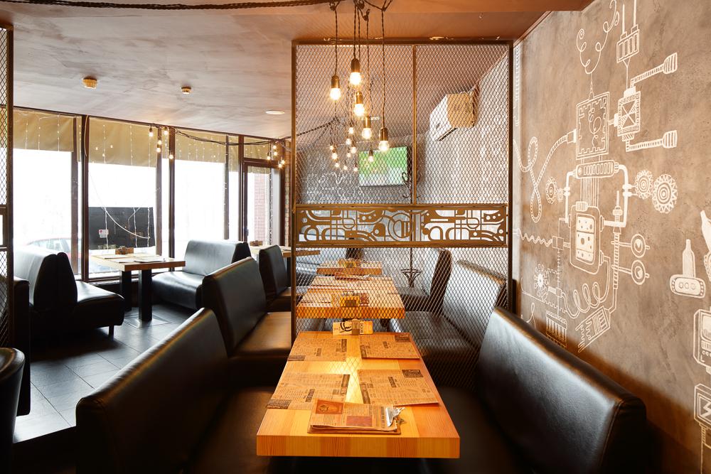 Ресторан Изи-паб - фотография 4
