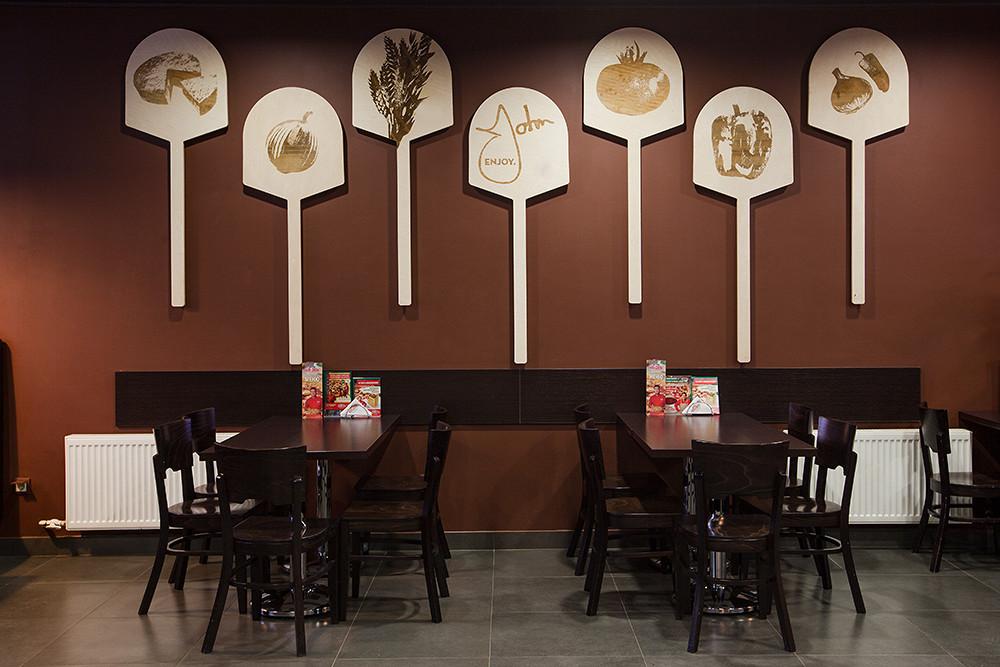 Ресторан Papa John's - фотография 2