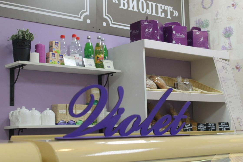 Ресторан Виолет-шарм - фотография 4