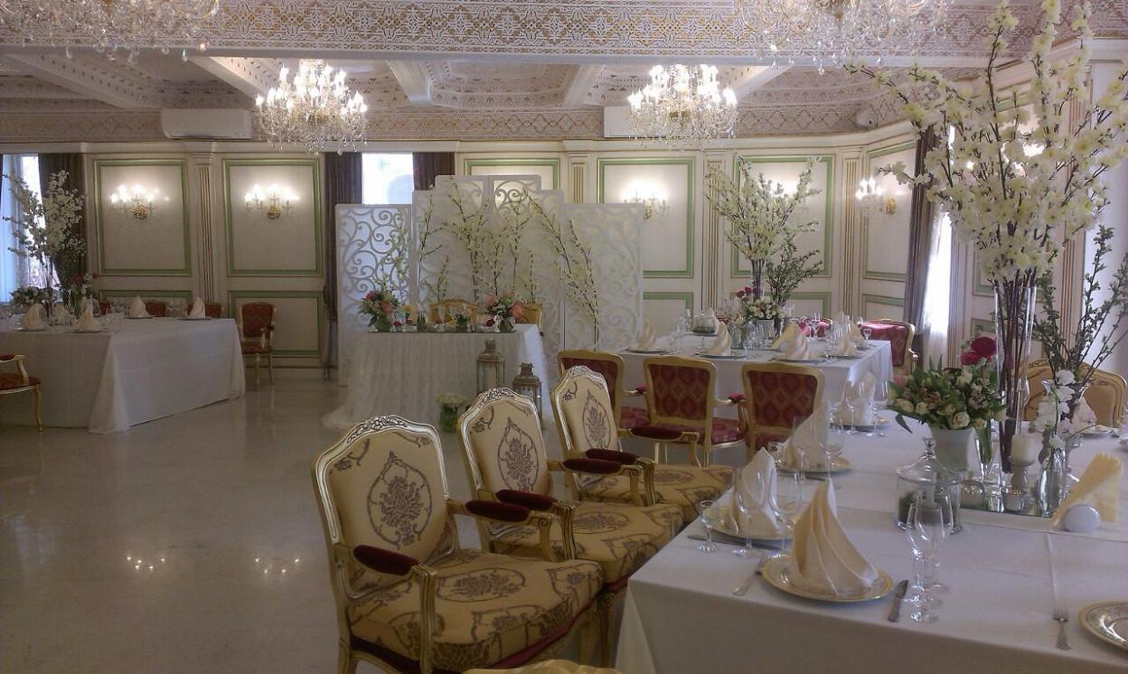 Ресторан Grange Café - фотография 5 - Гранж Кафе - Свадьбы