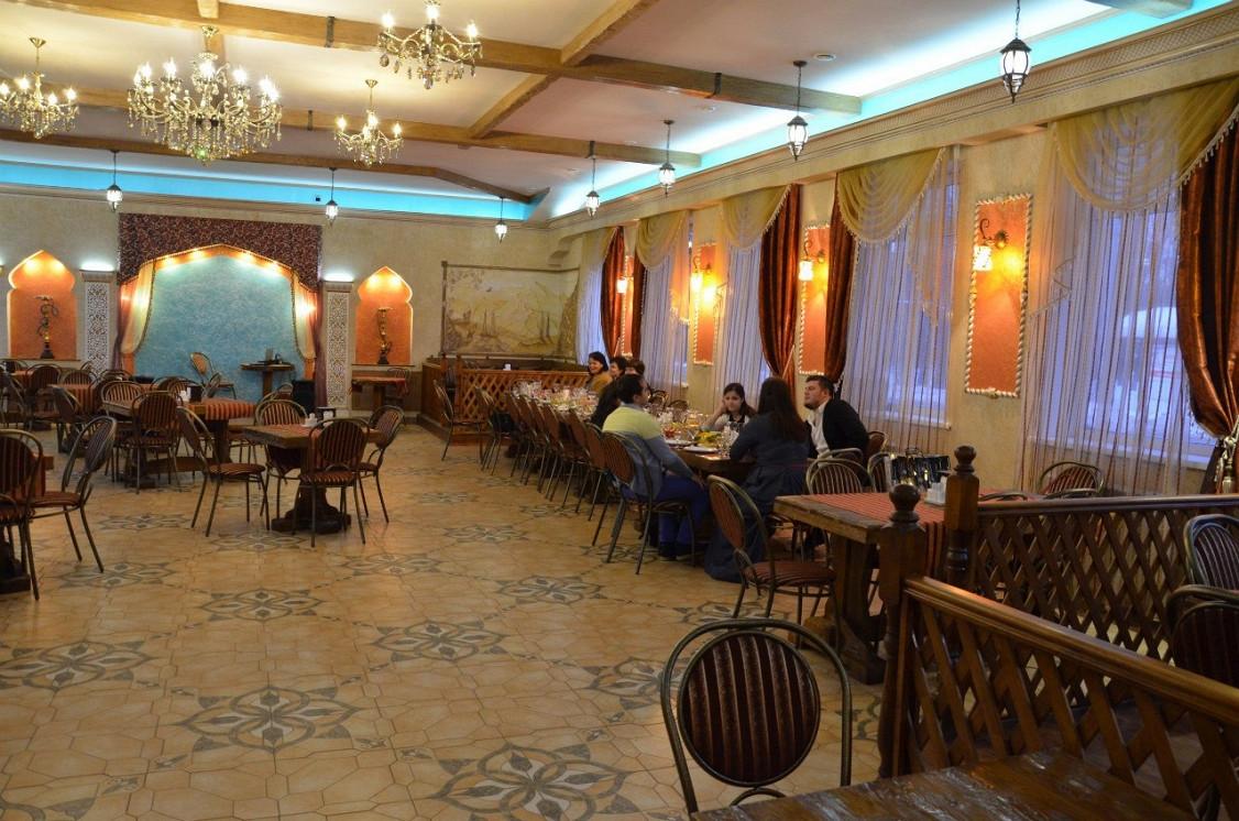 Ресторан Muscat - фотография 3