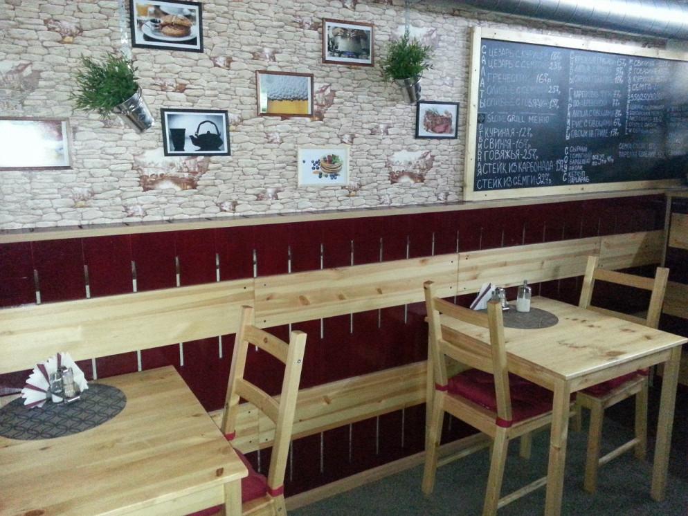 Ресторан Стоун-гриль - фотография 3