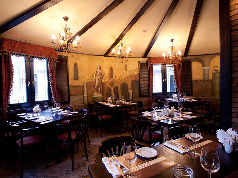 Ресторан Zotto - фотография 3