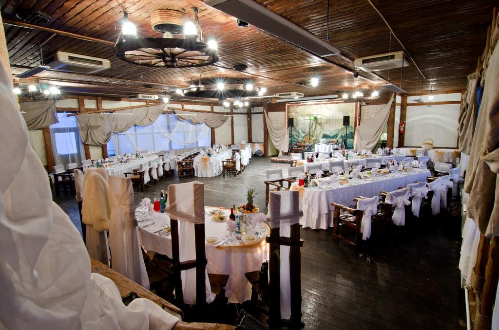 Ресторан Чайка - фотография 8