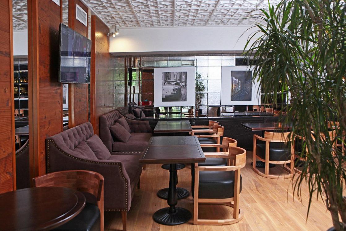 Ресторан Конфитюр - фотография 1