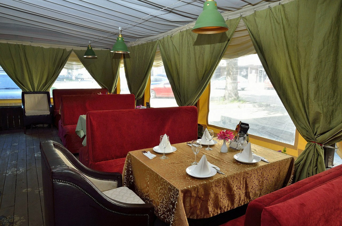 Ресторан La luna Drive - фотография 4