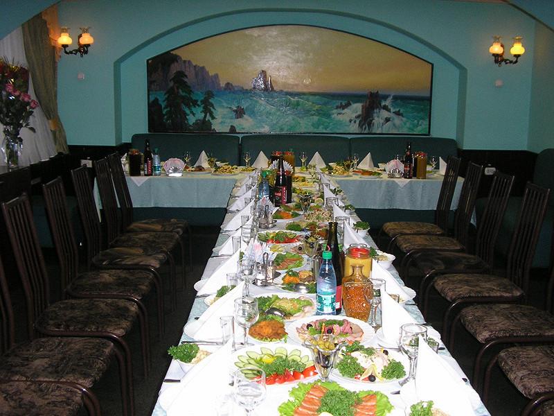 Ресторан Парус - фотография 8