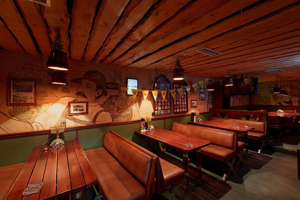Ресторан Хмельная - фотография 8
