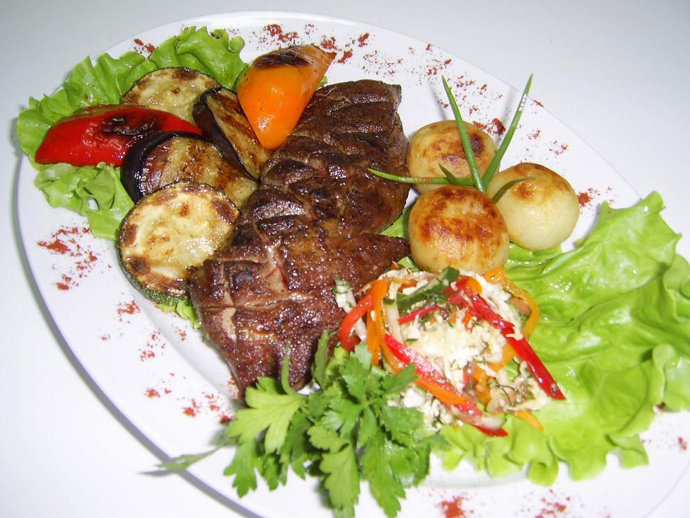 Ресторан Горизонт - фотография 16