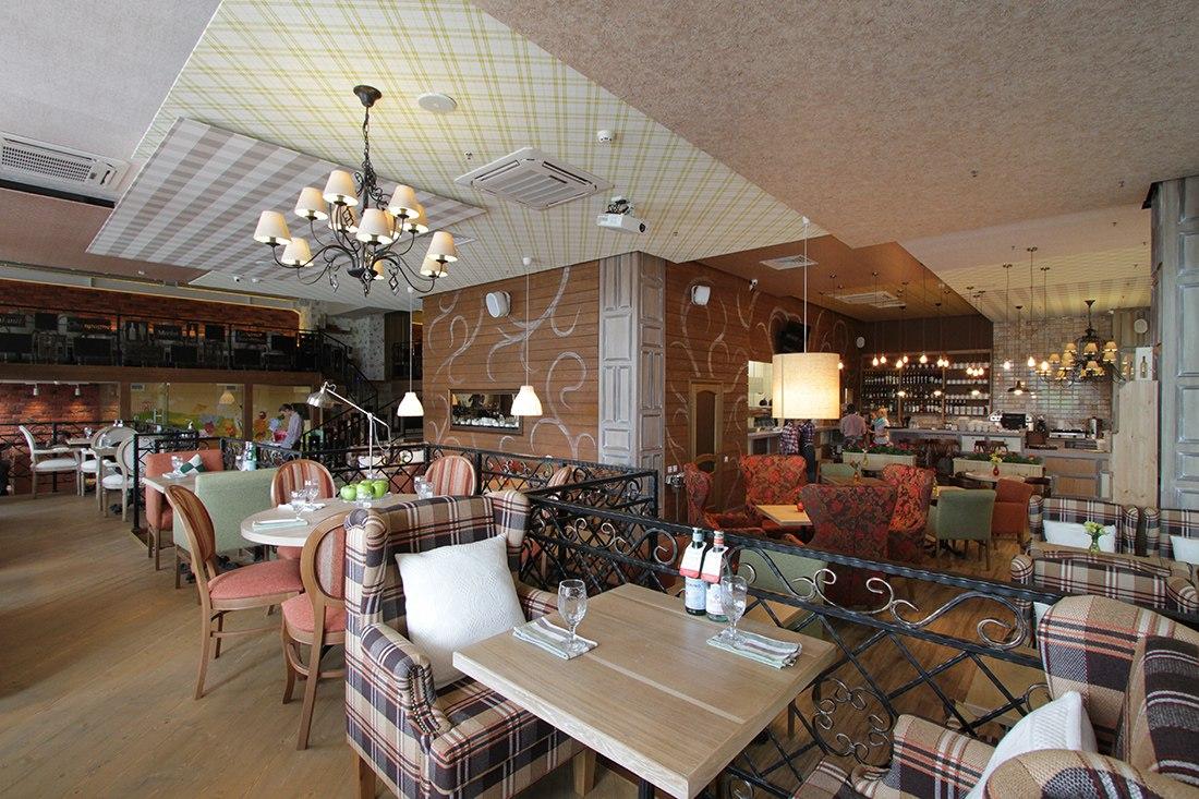 Ресторан Хорошее место - фотография 9