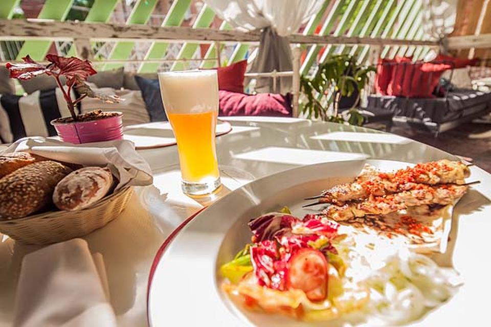 Ресторан Веранда Дениса Иванова - фотография 2