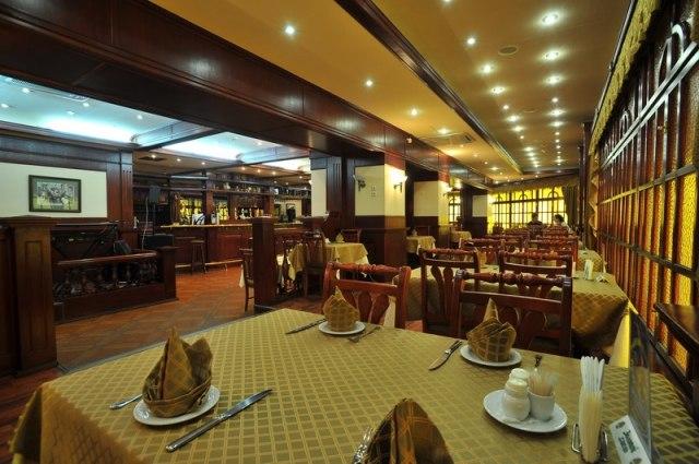 Ресторан Альбион - фотография 6