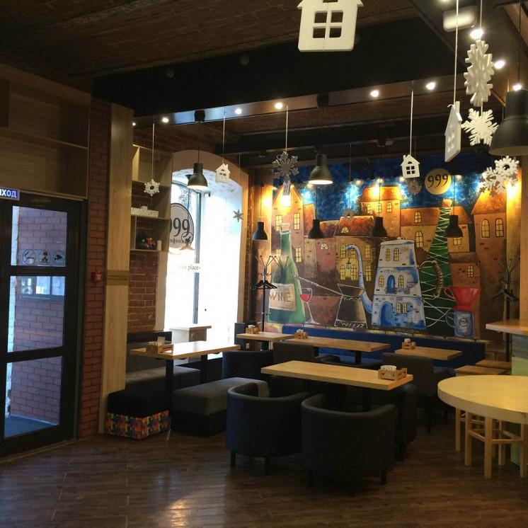 Ресторан 999 - фотография 3
