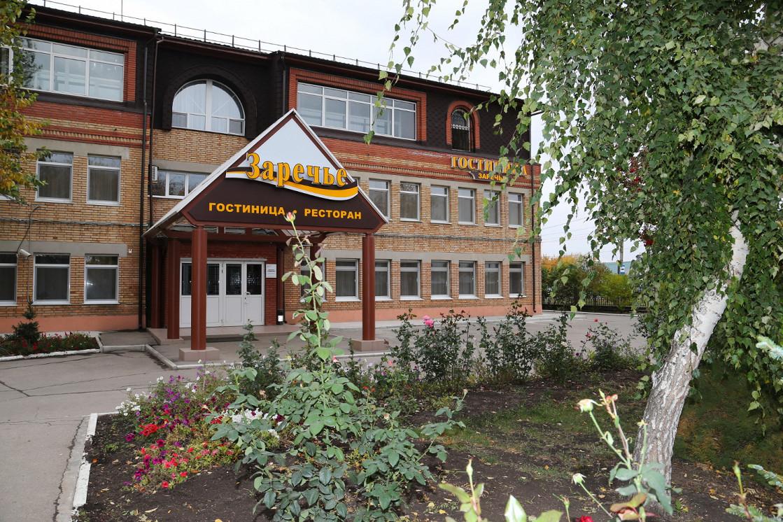Ресторан Заречье - фотография 1