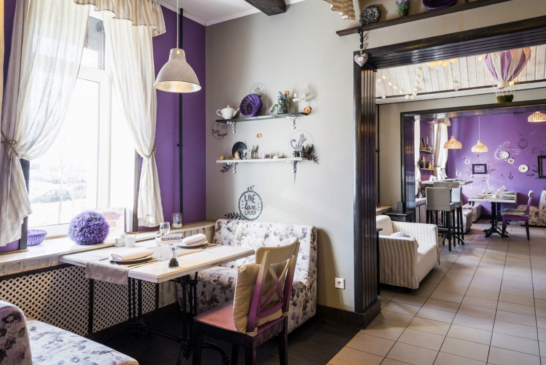 Ресторан Лаванда - фотография 2