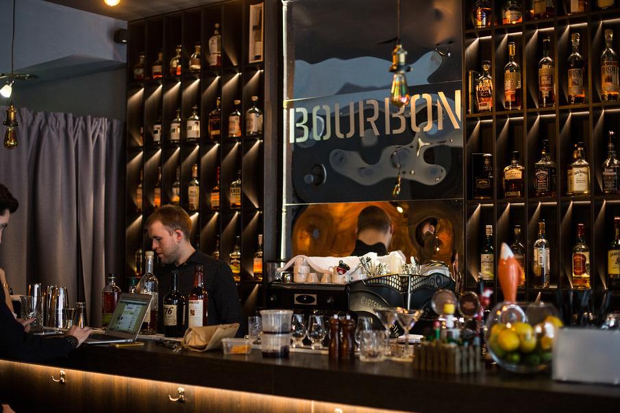 Ресторан Bourbon Bar - фотография 3