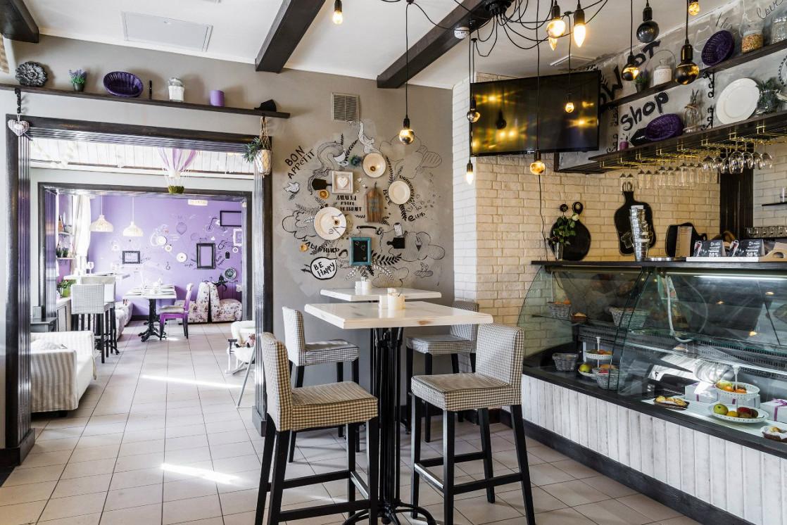 Ресторан Лаванда - фотография 1