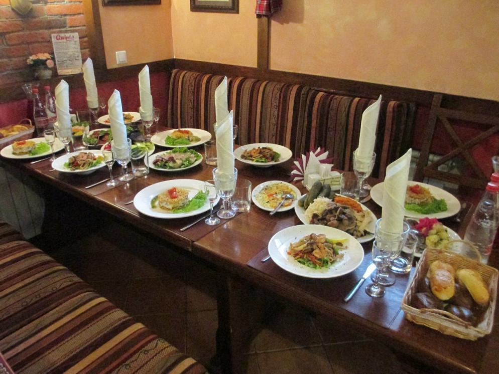 Ресторан Quinta - фотография 9