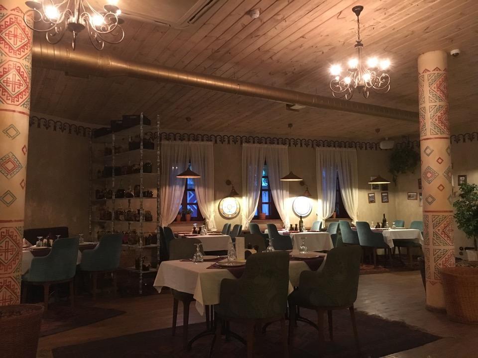 Ресторан Бадриджани - фотография 8