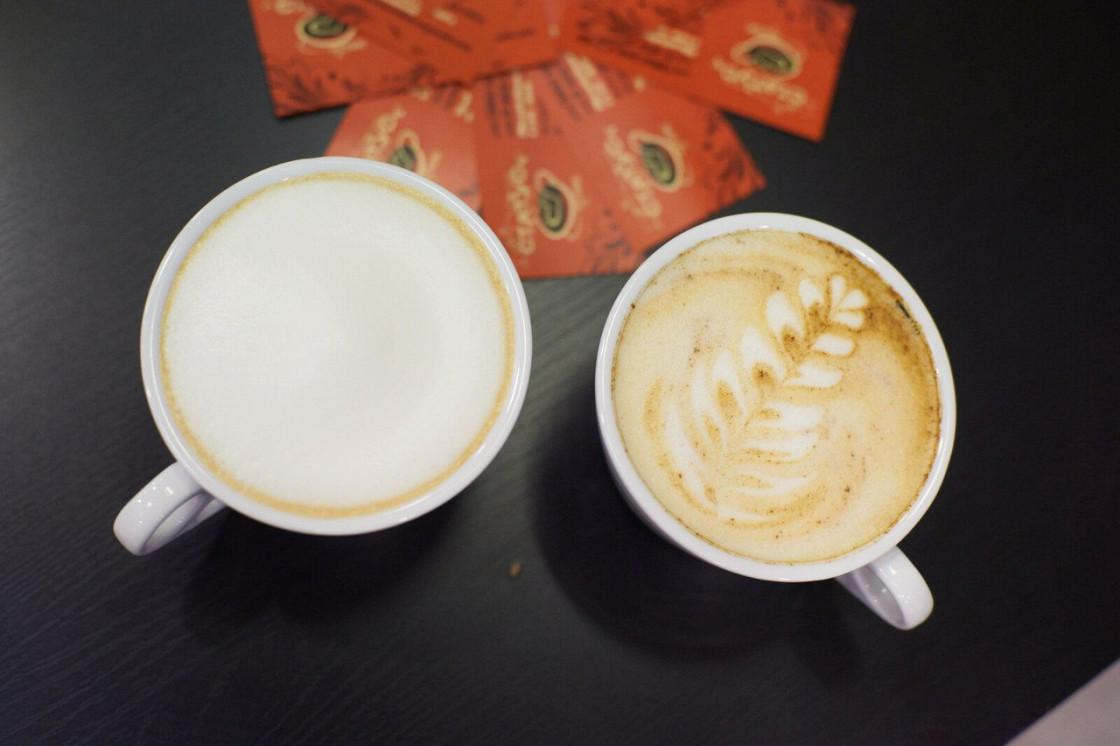 Ресторан Статус-кофе - фотография 1