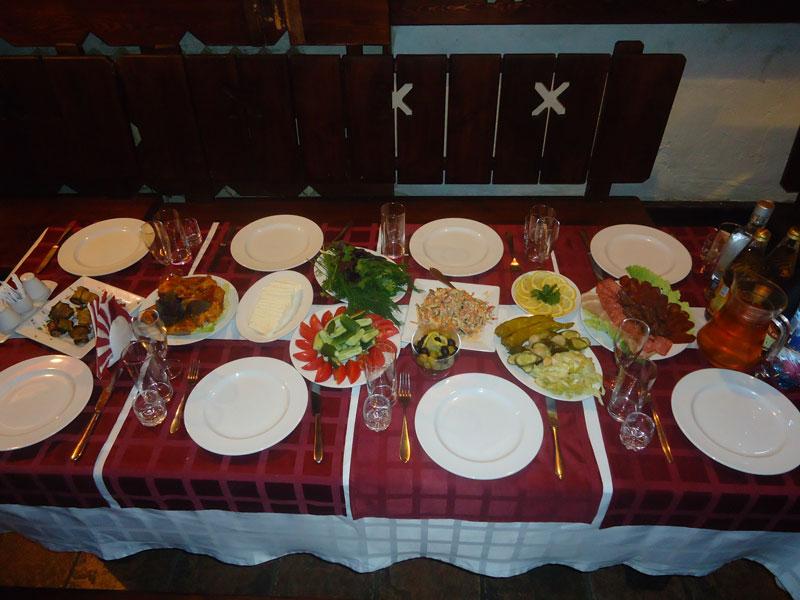 Ресторан Старая телега - фотография 9