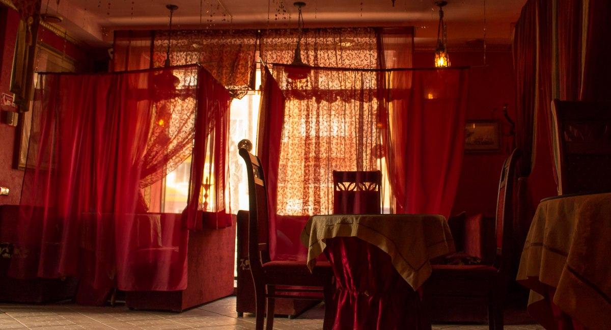 Ресторан Лампа Алладина - фотография 8