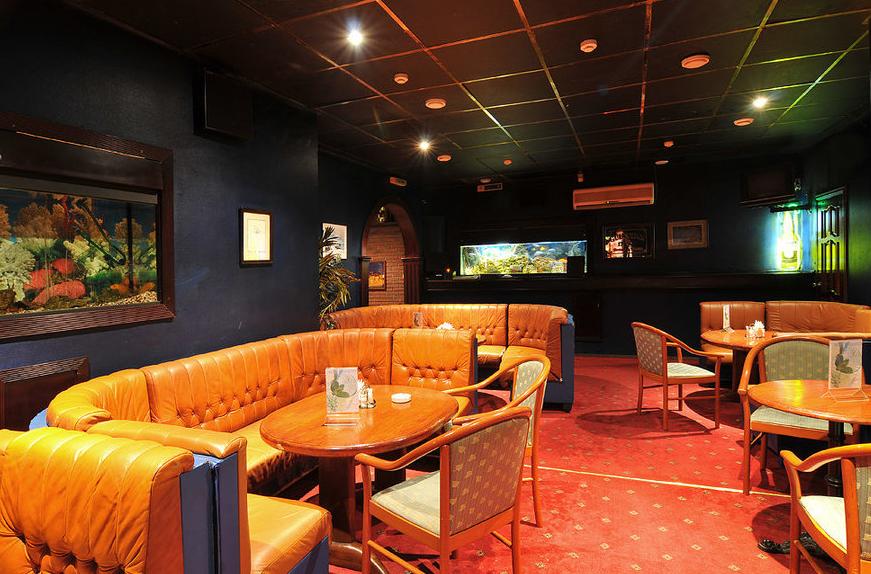 Ресторан Риверсайд - фотография 2 - Рыбный зал
