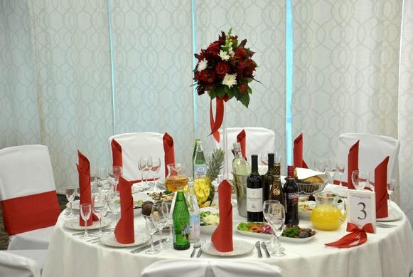 Ресторан Золотой зал - фотография 14