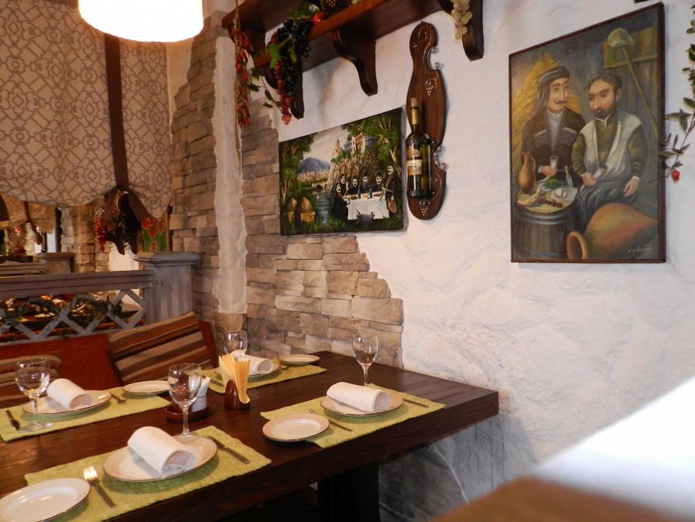 Ресторан Гуливани - фотография 3