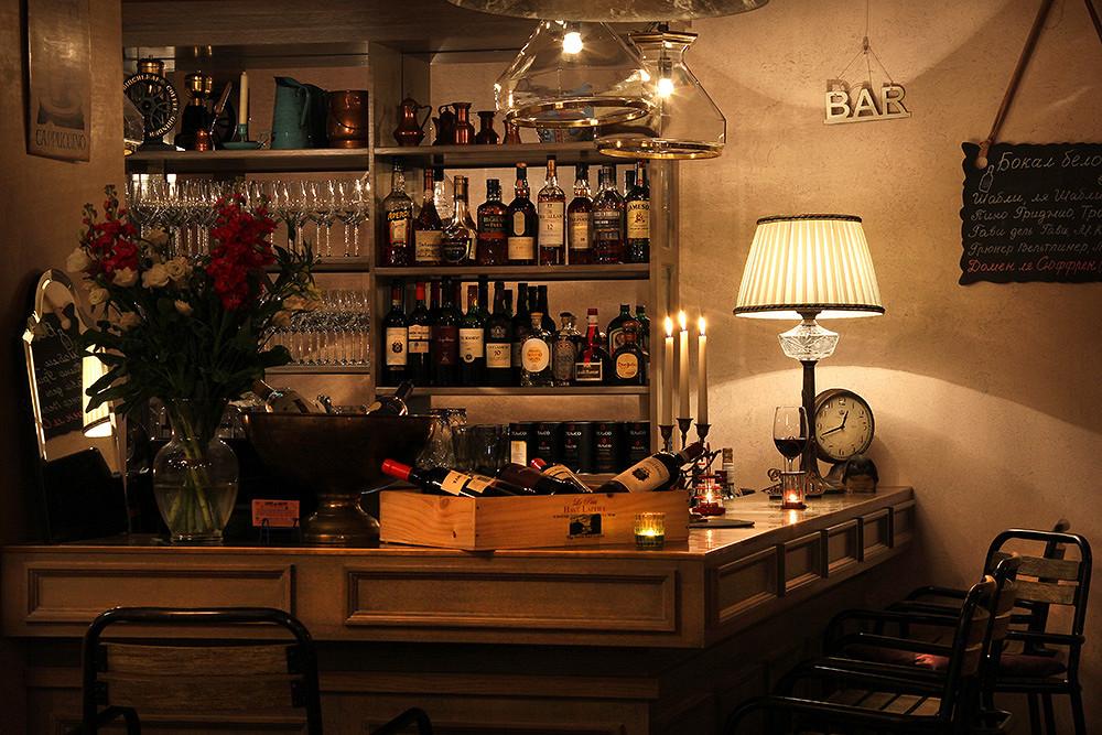 Ресторан Café de arts - фотография 9