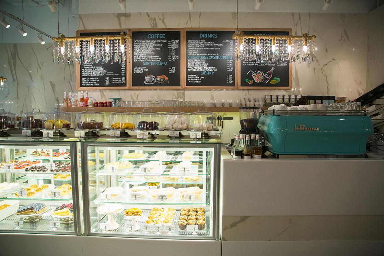 Ресторан Upside Down Cake Co. Метрополис - фотография 6
