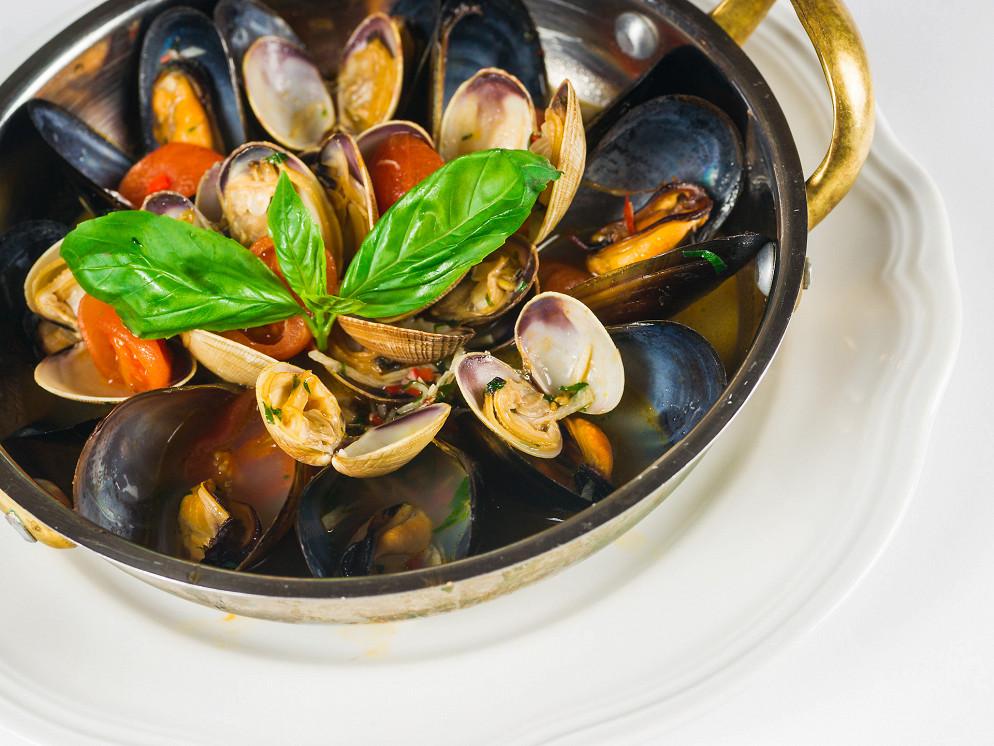 Ресторан Итальянец - фотография 28