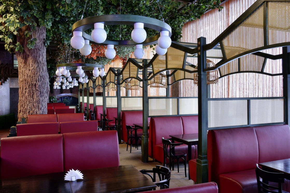 Ресторан Маркштадт - фотография 3