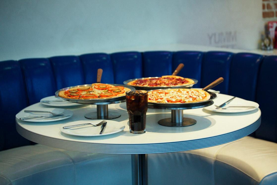 Ресторан Ямм Pizza - фотография 3