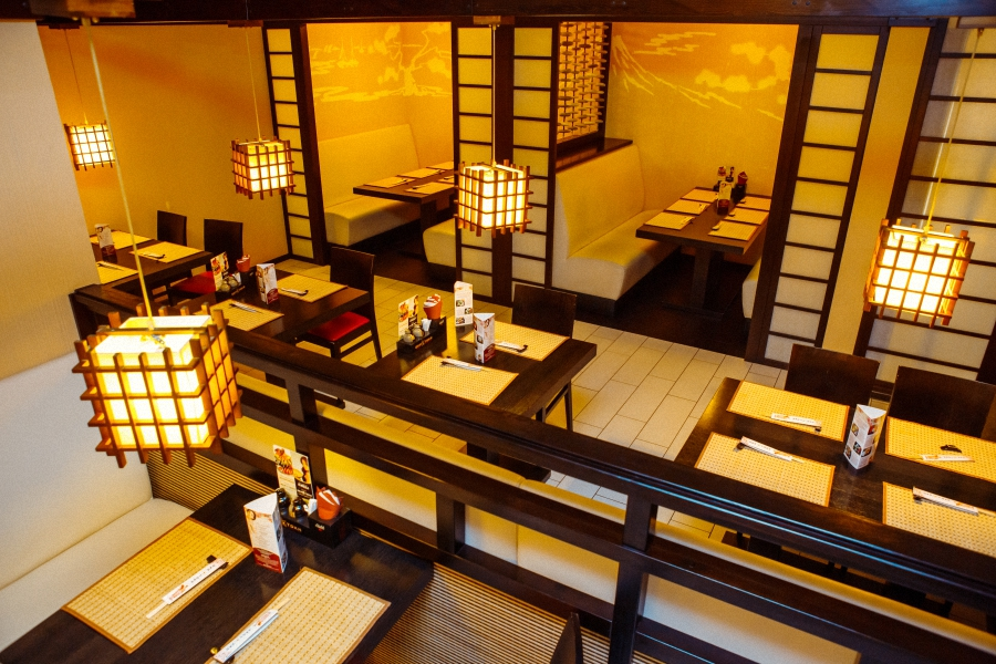 Ресторан Оки-токи - фотография 7