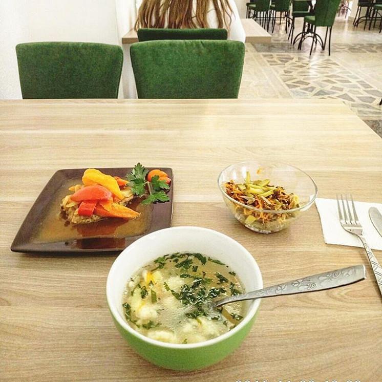 Ресторан Новая столовая - фотография 1