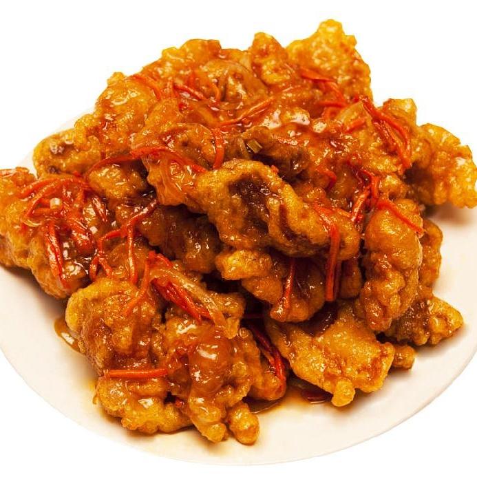 Ресторан Карефана - фотография 2 - Го бао джоу