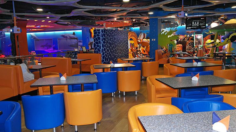 Ресторан Игралайф - фотография 1