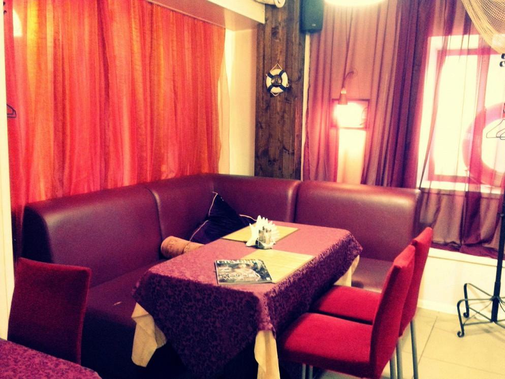 Ресторан Алые паруса - фотография 3