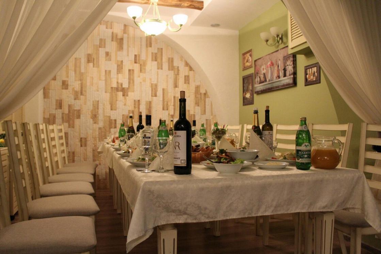 Ресторан Oliva - фотография 9