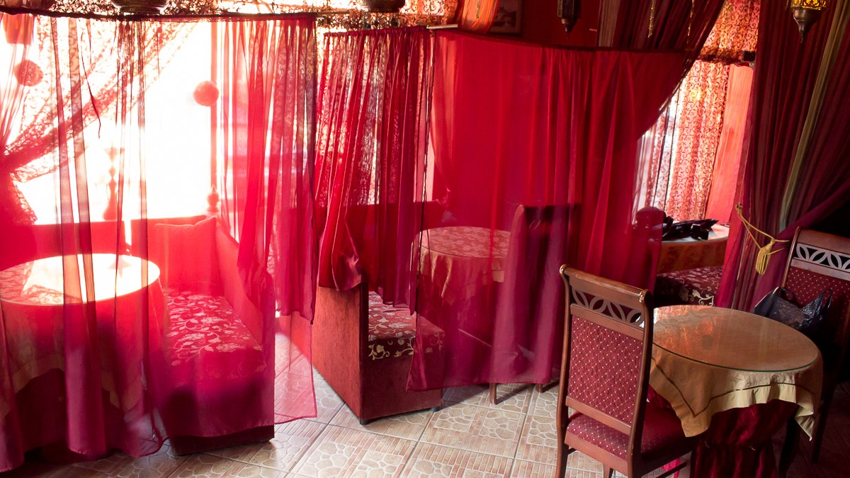 Ресторан Лампа Алладина - фотография 3