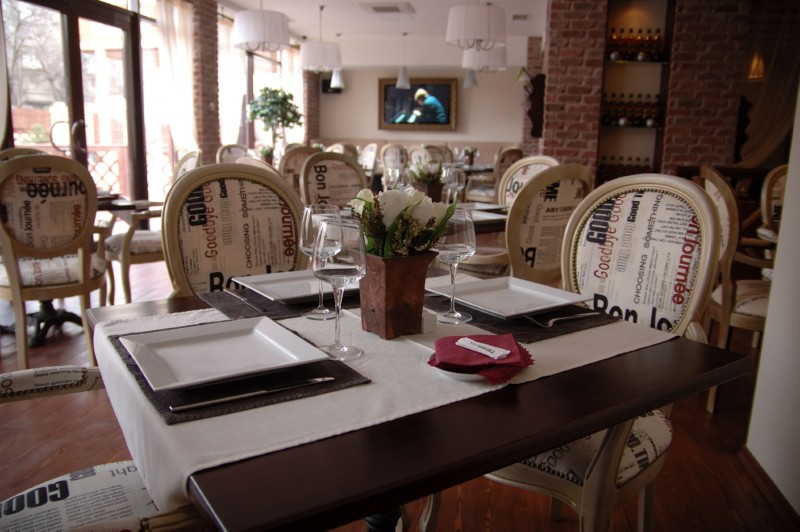 Ресторан News - фотография 7