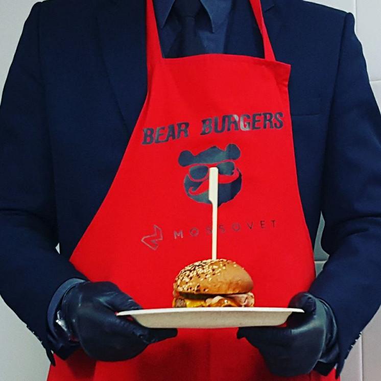 Ресторан Bear Burgers - фотография 10