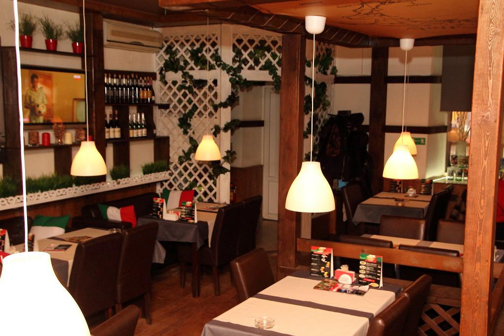 Ресторан Пиццерия на Крепостном - фотография 2