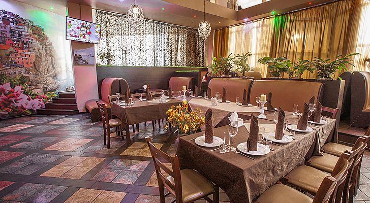 Ресторан Акварель - фотография 1