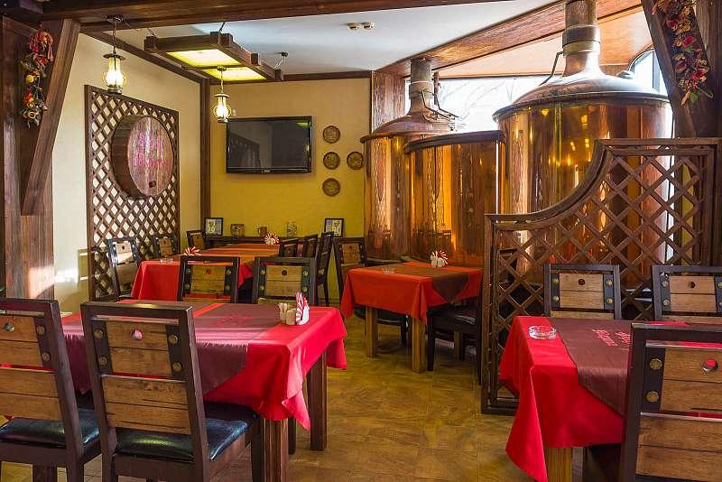 Ресторан Фрау Марта - фотография 24
