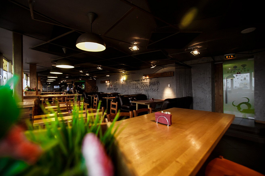 Ресторан Beef Bar Vosem - фотография 10