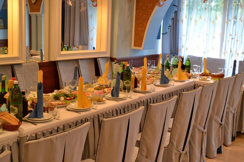 Ресторан Северная Венеция - фотография 13